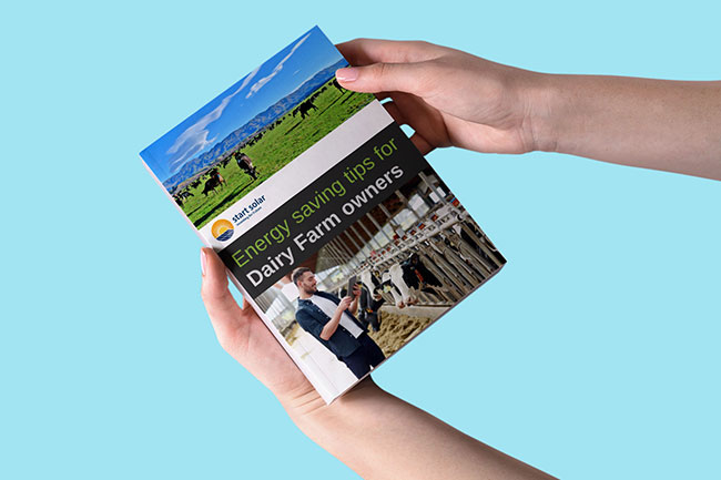 Energy saving tips for Dairy Farm owners!