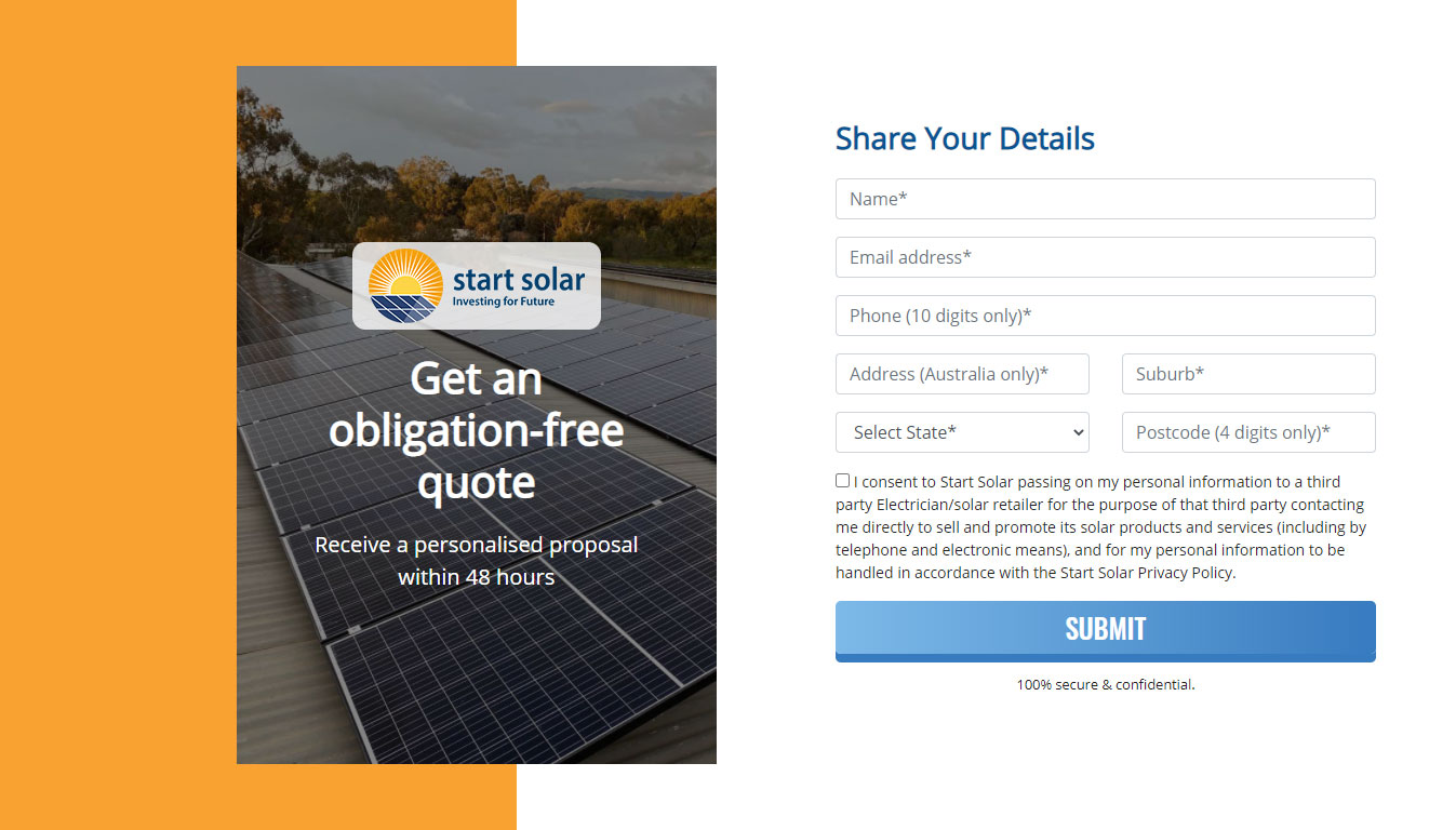 Get an obligation-free quote